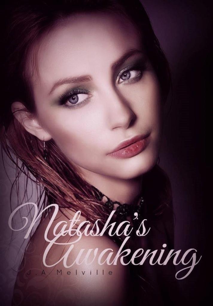 Natasha's Awakening revised cover.