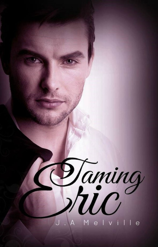 Revised front cover for Taming Eric (1277x2000)