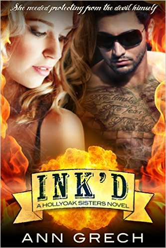 Ink'd Cover