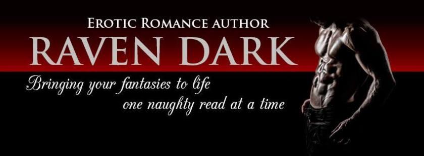 Raven Dark Author Banner